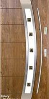 drzwi KMT Plus 75 przeszklone