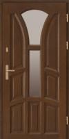 drzwi zewnętrzne ramowo szkieletowe